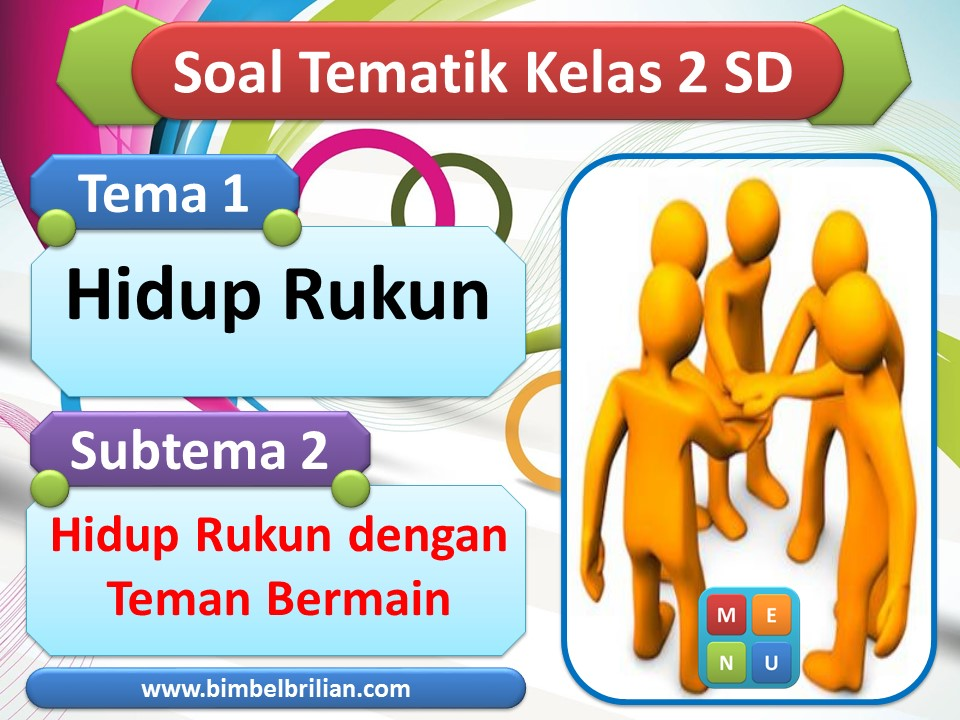 Slide Media Power Point Tematik Kelas 2 SD Tema 1 Subtema 2