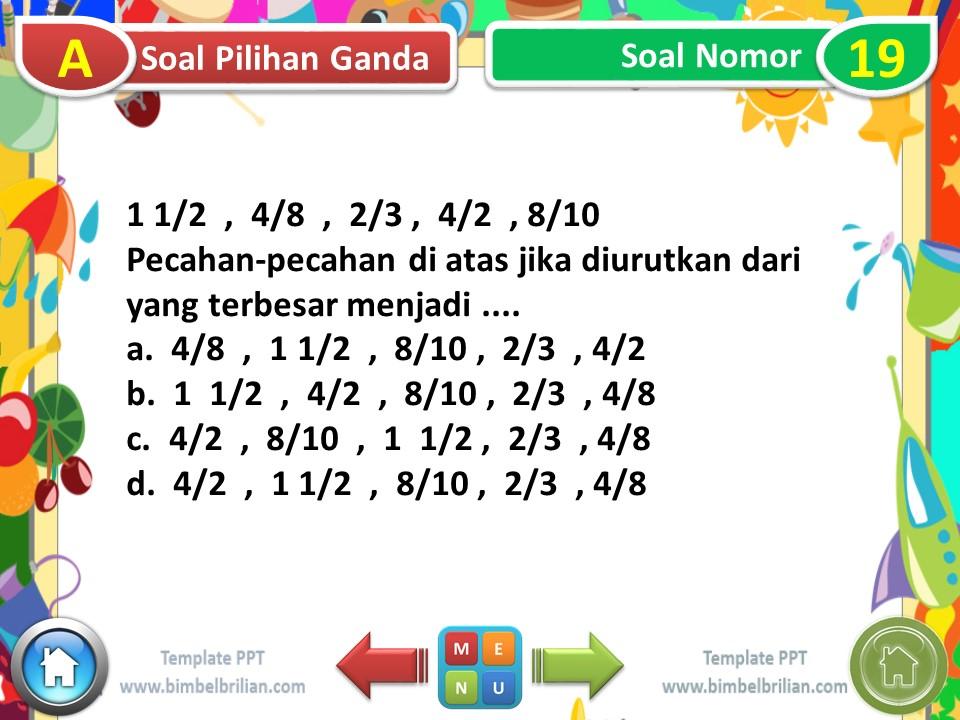 Media Power Point Tema 2 Kelas 6 SD Subtema 1 Rukun dalam Perbedaan