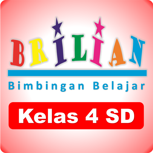Aplikasi Bimbel Brilian Kelas 4 SD