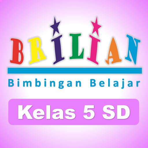 Aplikasi Bimbel Brilian Kelas 5 SD