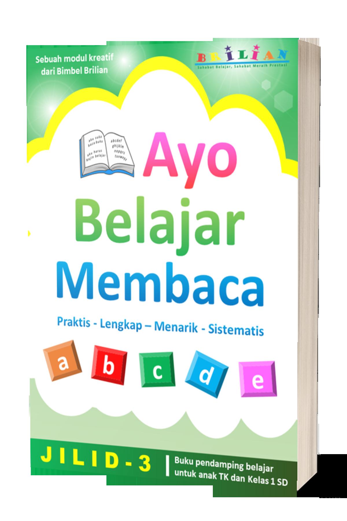 Modul Belajar Membaca Jilid 1
