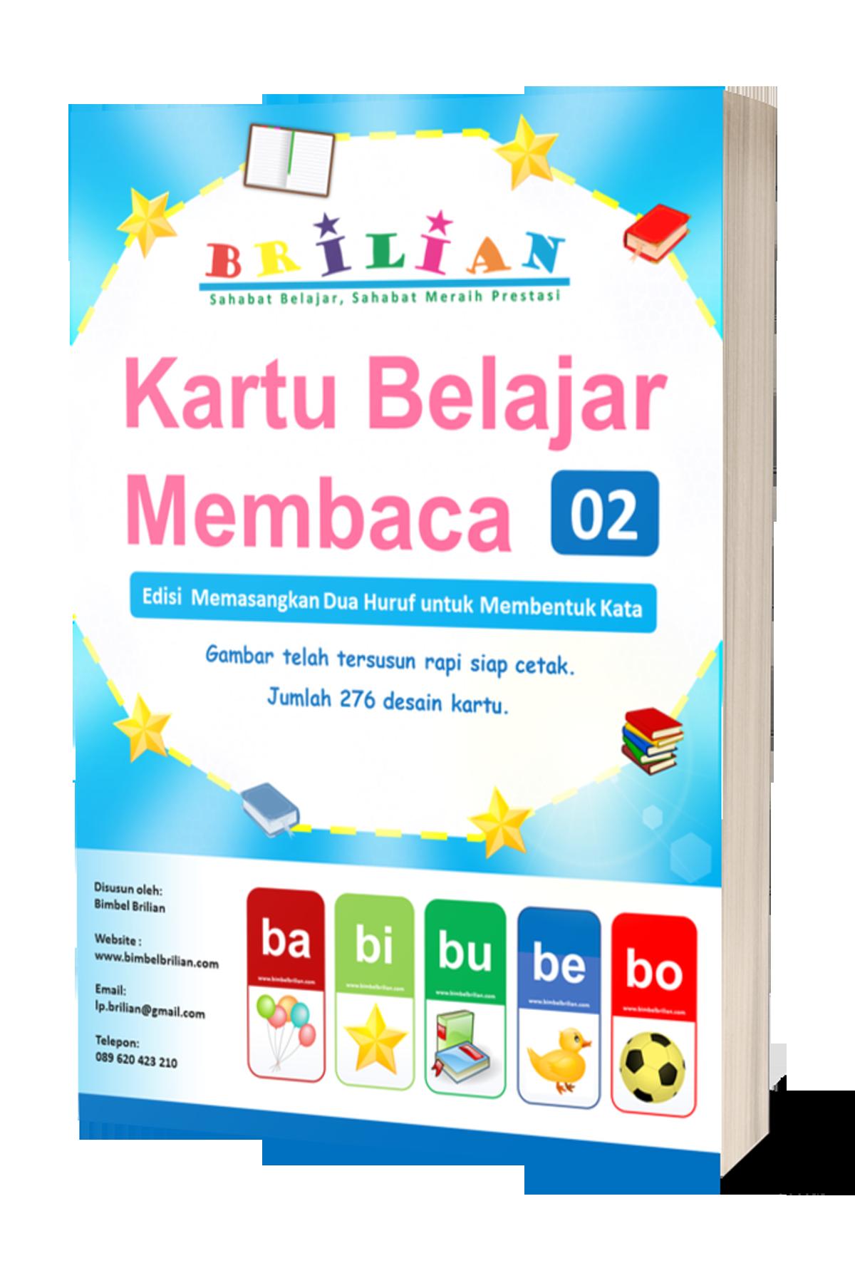 Kartu Belajar Flash Card Edisi 2